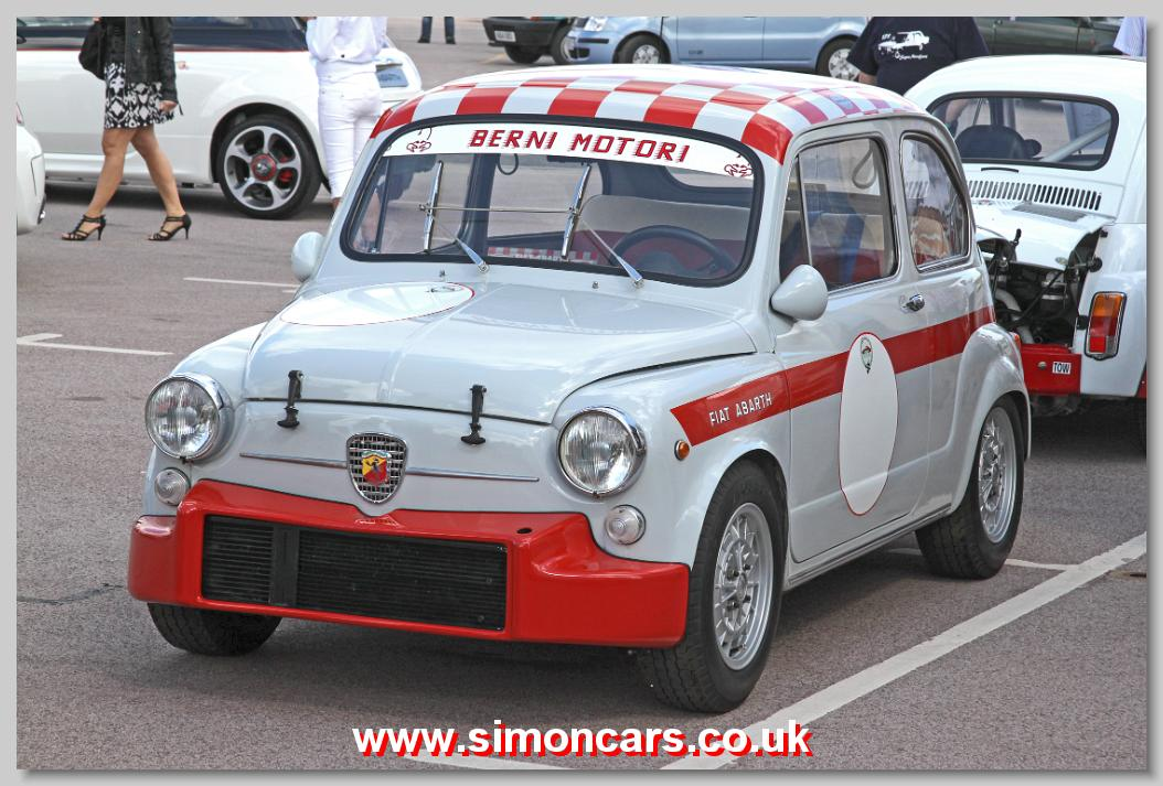 Simon Cars - Abarth 1000TC