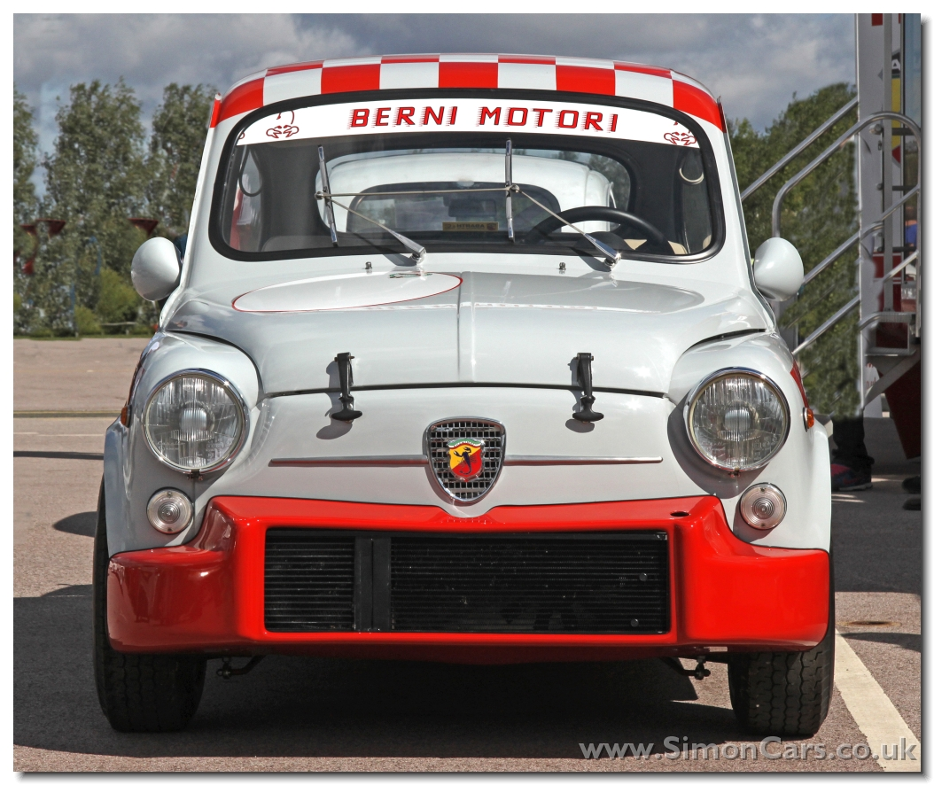 Simon Cars Abarth Fiat 1000 Tc