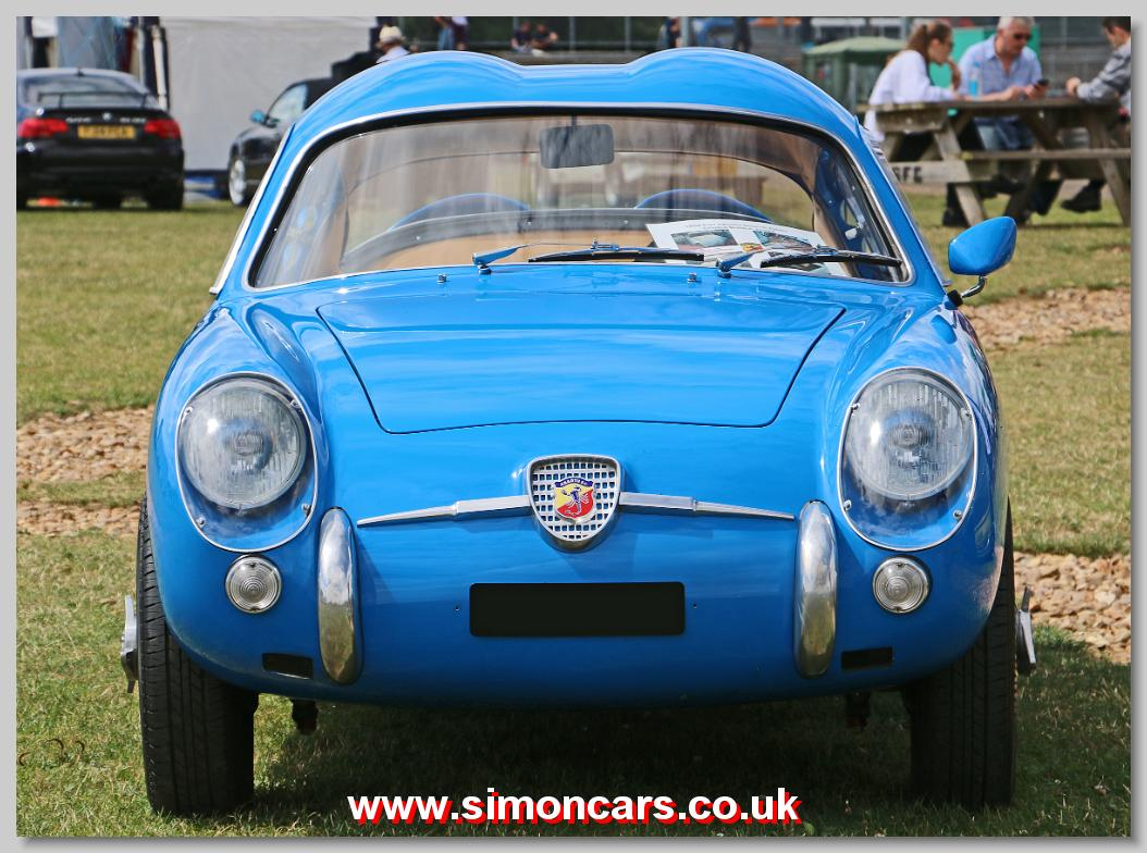 Simon Cars - Italian Cars - Italian sports cars and other cars from