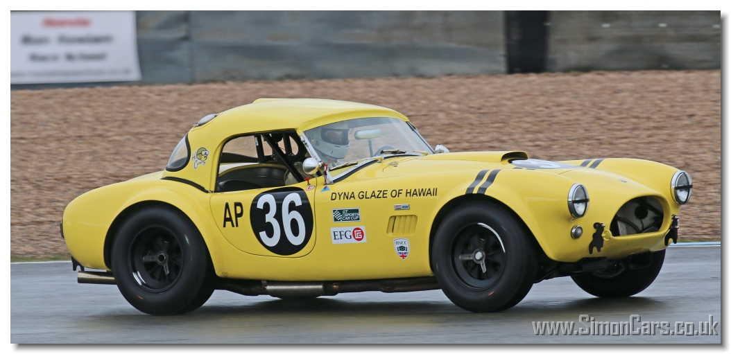 Simon Cars - Cobra 289