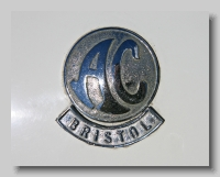 aa_AC Ace Bristol 1958 badge