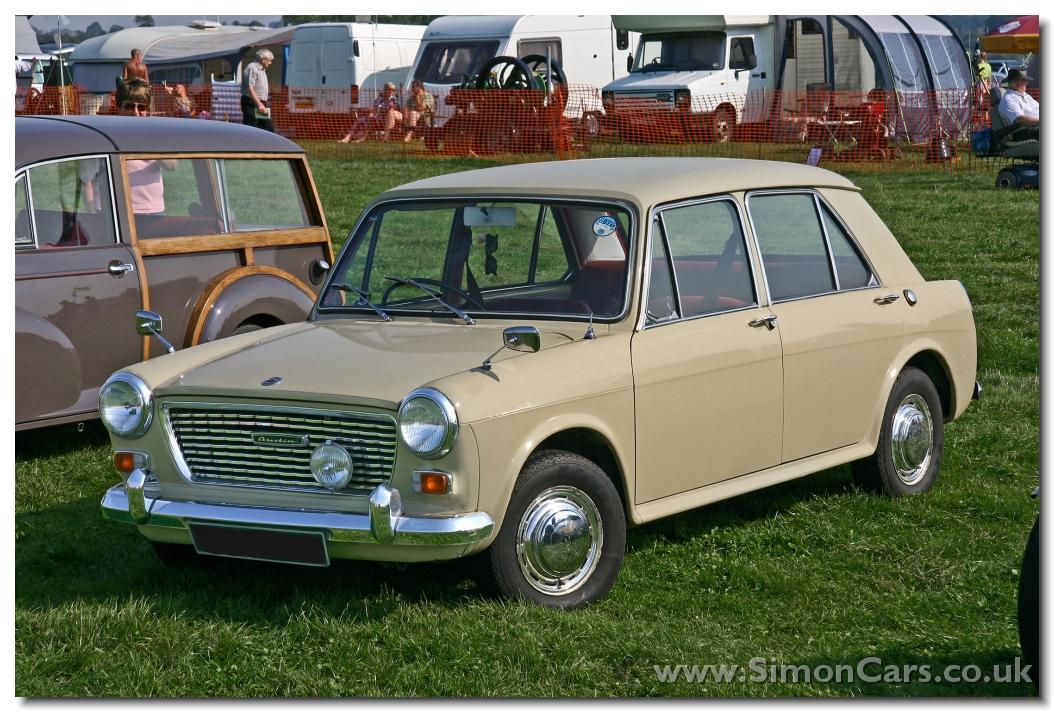 Simon Cars Austin 1100 1300 Ado 16