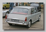 Morris 1100 MkI rear