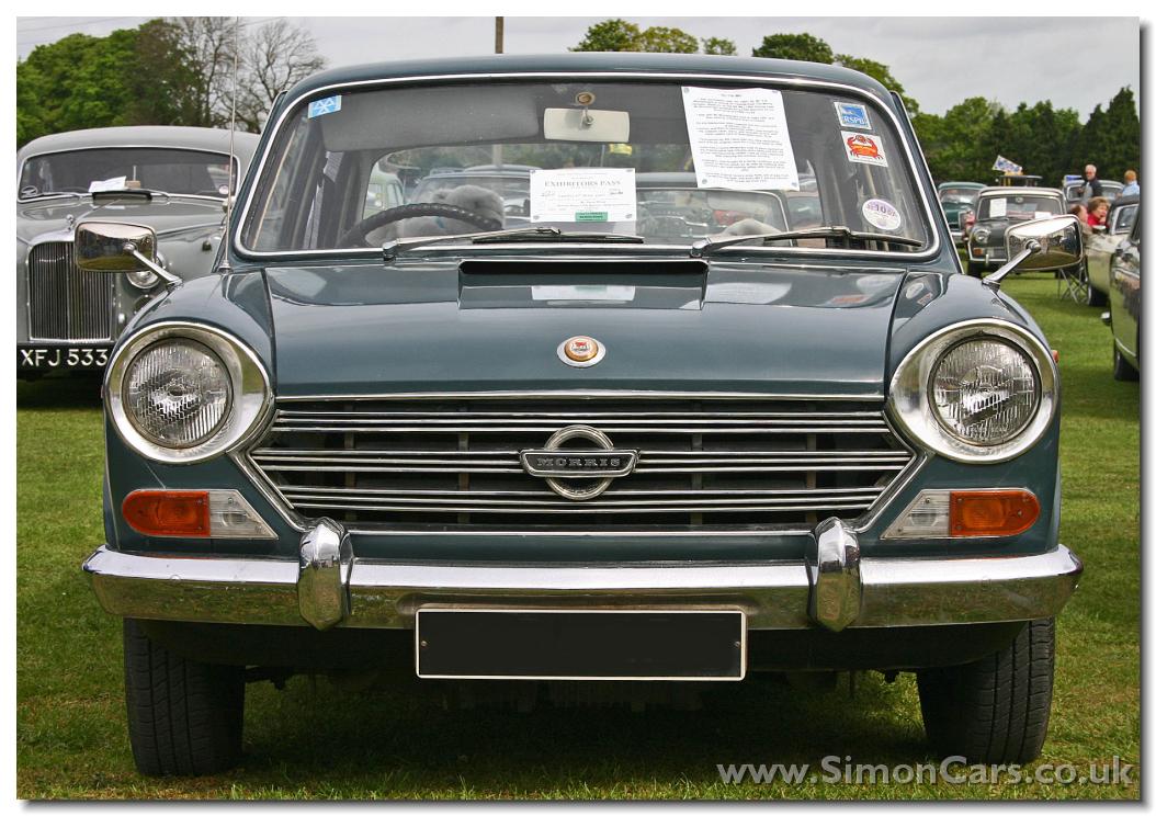 Simon Cars - Morris 1800 2200 (ADO 17)