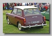 Austin A40 MkII Car rear