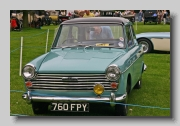 Austin A40 MkII Countryman front