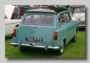 Austin A40 MkII Countryman rear