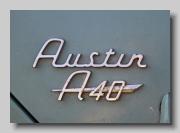 aa_Austin A40 Countryman MkII badge