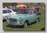 MG Magnette MkIII, MkIV