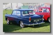 Wolseley 15-60 rear