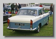Wolseley 16-60 rear