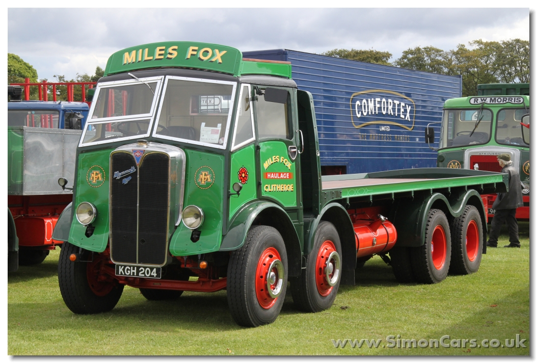 Simon Cars - AEC Commercial Vehicles