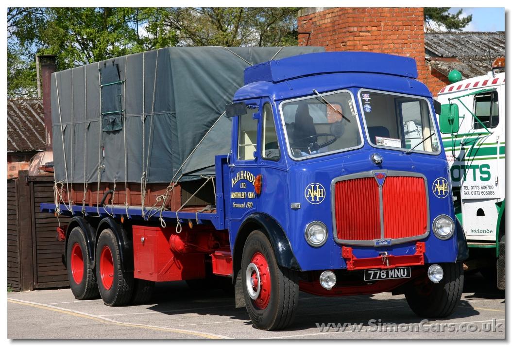 AEC Regent MkIII Merryweather (Special vehicles