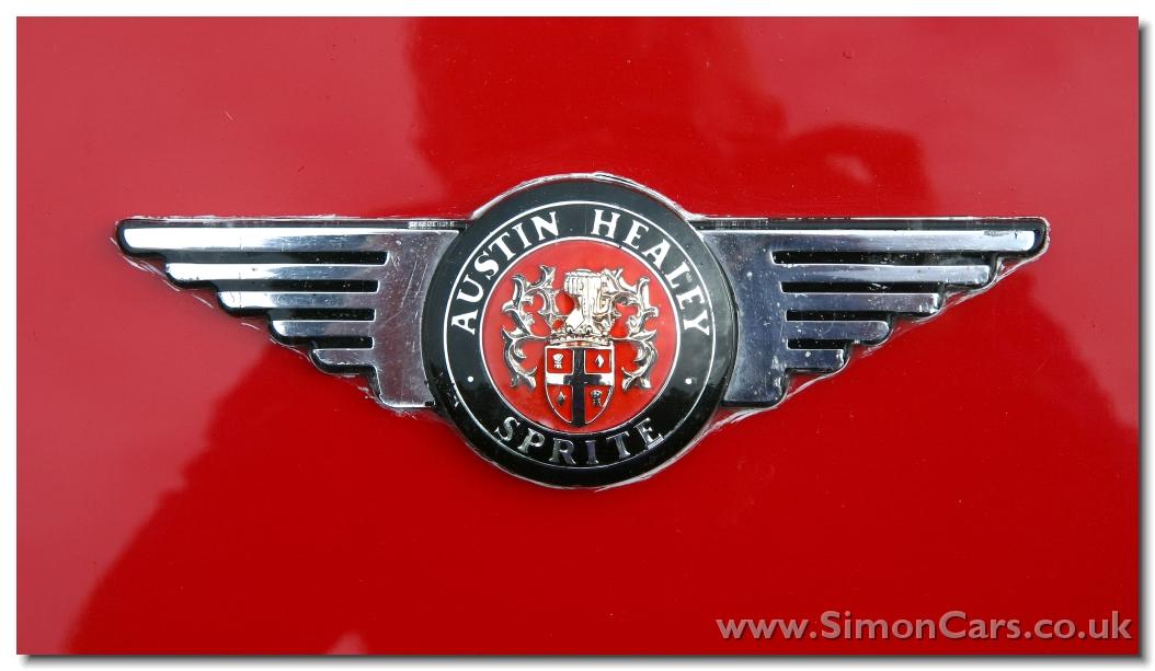 Simon Cars Austin Healey Sprite