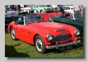 Austin-Healey 100BN6 front