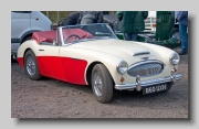 Austin-Healey 3000 MkII BJ7 front
