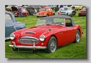Austin-Healey 3000 MkII BT7 front