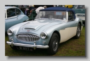 Austin-Healey 3000 MkIII 1964 front