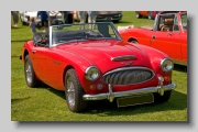 Austin-Healey 3000 MkIII 1965 front