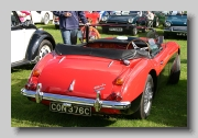 Austin-Healey 3000 MkIII 1965 rear