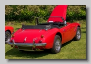 Austin-Healey 3000 MkIII 1966 rear