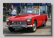 Austin-Healey Sprite MkIII 1964 front