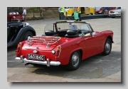 Austin-Healey Sprite MkIII 1964 rear