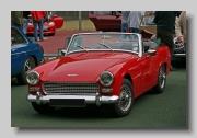 Austin-Healey Sprite MkIII front