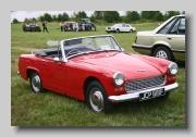 Austin-Healey Sprite mkIV 1967 front