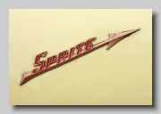aa_Austin-Healey Sprite Mk1 badge