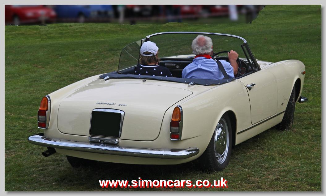 Simon Cars Alfa Romeo 2600