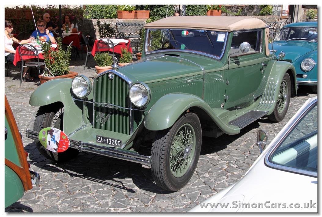 Simon Cars - Alfa-Romeo 8C2300
