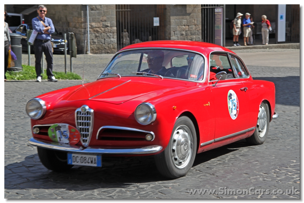 Simon Cars Alfa Romeo Giulietta