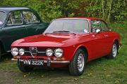 Alfa Romeo 1750 GTV 1972 front