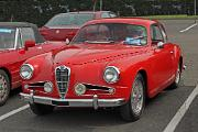 Alfa Romeo 1900SS Touring Coupe 1955 front
