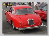 Alfa Romeo 1900SS Touring Coupe 1955 rear
