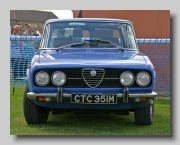 Alfa Romeo 2000 Berlina head