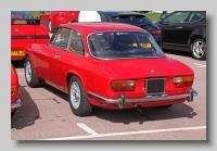 Alfa Romeo 2000 GTV rear