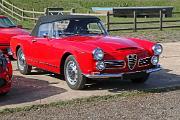 Alfa Romeo 2600 1964 Touring Spider front