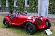 Alfa Romeo 8C 2300 MM 1931 Spyder