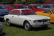 Alfa Romeo Giulia 1965 Sprint GT front