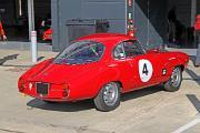 Alfa Romeo Giulia SS rear