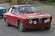 Alfa Romeo Giulia Sprint GT front