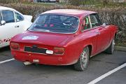 Alfa Romeo Giulia Sprint GT rear