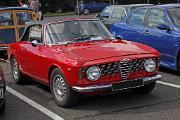 Alfa Romeo Giulia Sprint GTC  front