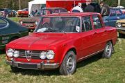 Alfa Romeo Giulia Super front