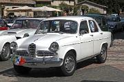 Alfa Romeo Giulietta 1955 Berlina front