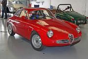 Alfa Romeo Giulietta SZ frontr