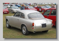 Alfa Romeo Giulietta Sprint Veloce rear