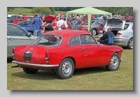 Alfa Romeo Giulietta Sprint rear